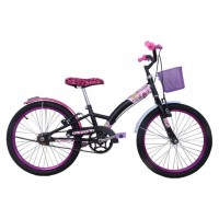 Bicicleta Aro 20 Dalannio Bike Fashion Feminina High